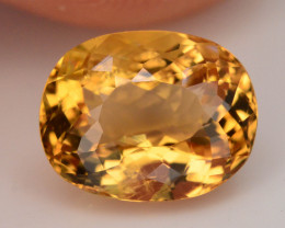 2.0 Ct Natural Heliodor ~ AAA Grade ~ Yellow Color