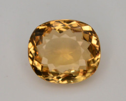 1.70 Ct Natural Heliodor ~ AAA Grade ~ Yellow Color