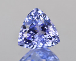 3.69 CTS Natural Top color Tanzanite Facetted Gem