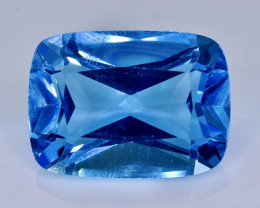 17.48 Crt Topaz  Faceted Gemstone (Rk-66)