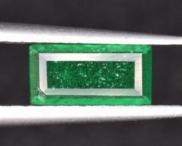 Natural Ethiopian Emerald 0.40
