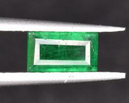 Natural Ehiopian Emerald 0.46 CTS