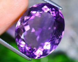 21.07cts Natural Purple Colour Amethyst / MA372