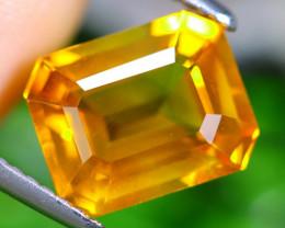 2.91cts Natural Yellow Orangish Colour Citrine / MA373