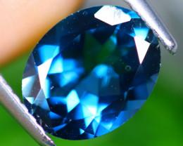 2.81cts Natural LONDON-BLUE Colour Topaz / MA379