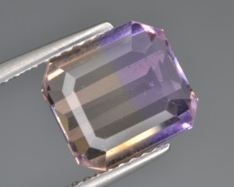 Natural Ametrine 3.27 Cts Top Quality Gemstone