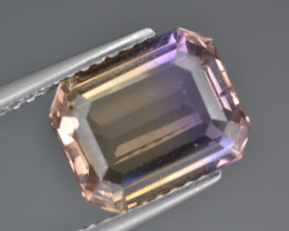 Natural Ametrine 3.28 Cts Top Quality Gemstone