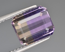 Natural Ametrine 3.29 Cts Top Quality Gemstone