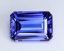 NO HEAT TANZANITE  EXCEPTIONAL  COLOUR  GDTZ011-6