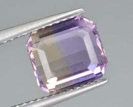 Natural Ametrine 3.35 Cts Top Quality Gemstone