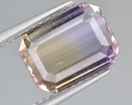 Natural Ametrine 3.35 Cts Top Quality Gemstone