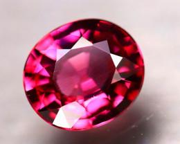 Rhodolite 2.79Ct Natural Purplish Red Rhodolite Garnet ER175/A5