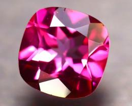 Pink Topaz 3.43Ct Natural IF Pink Topaz E2414/A35