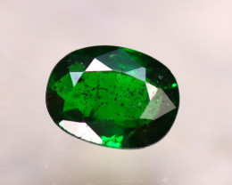 Tsavorite 0.93Ct Natural Intense Vivid Green Color Tsavorite Garnet E2418