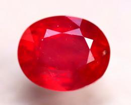 Ruby 5.46Ct Madagascar Blood Red Ruby E2425/A20