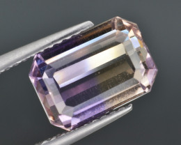 Natural Ametrine 3.79 Cts Top Quality Gemstone