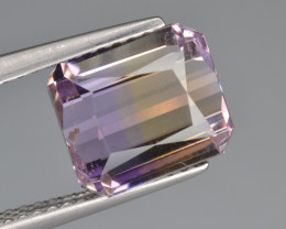 Natural Ametrine 3.82 Cts Top Quality Gemstone