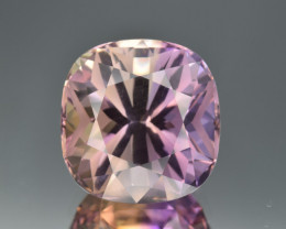 Natural Ametrine 16.78 Cts Top Quality  with Precision Cut