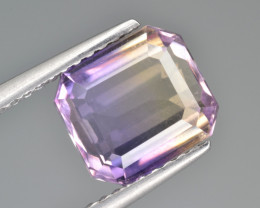 Natural Ametrine 2.60 Cts Top Quality Gemstone