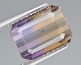 Natural Ametrine 3.05 Cts Top Quality Gemstone