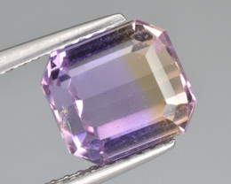 Natural Ametrine 3.19 Cts Top Quality Gemstone