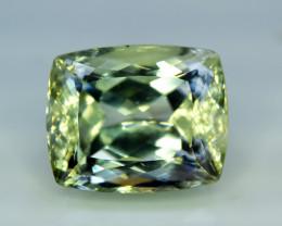 Kunzite, 52.80 Carats Amazing Green Hiddenite Kunzite Gemstone