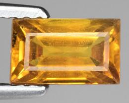 1.22 Ct Yellow Sapphire Top Quality  Gemstone. YS 19