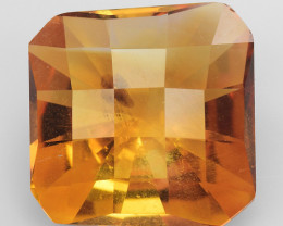 4.83 Ct Natural Citrin Top Quality Gemstone. CT 4