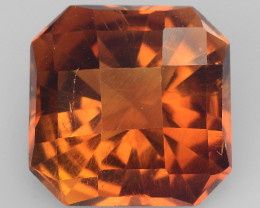2.12 Ct Natural Citrin Top Quality Gemstone. CT 14