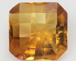 1.75 Ct Natural Citrin Top Quality Gemstone. CT 20