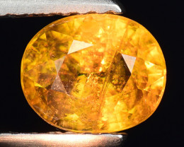 1.15 Ct Natural Sphene Color Change Sparkiling Luster Gemstone SP1
