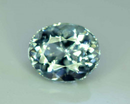 3.05 Carats Oval Cut Natural Top Grade Color Aquamarine Gemstone from pakis