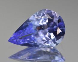 Natural Tanzanite 2.14 Cts Top Grade  Faceted Gemstone