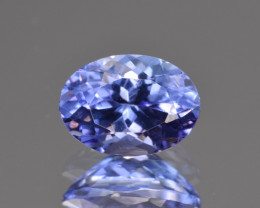 Natural Tanzanite 2.56 Cts Top Grade  Faceted Gemstone