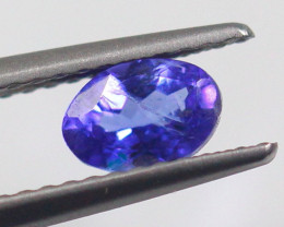 Natural Purple Blue Tanzanite