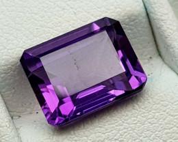 3.35Crt Natural Amethyst Natural Gemstones JI47