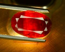8.30 ct Manganotantalite ~ Extreme Rare Collector's Gem