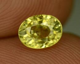 Natural Yellow Chrysoberyl