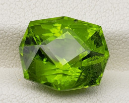 Peridot fancy cut 10.55 crats