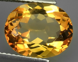 5.70 CTS SUPERIOR! CHAMPION TOPAZ GENUINE OVAL EXCELLENT!!