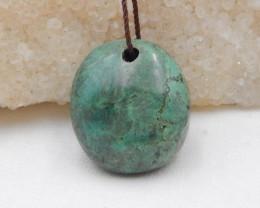 40cts Turquoise Pendant ,Natural Gemstone ,Turquoise Pendant G964