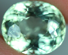 5.71 CT CERTIFIED  Copper Bearing Mozambique Paraiba Tourmaline-PR1141