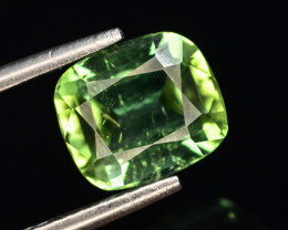 Majestic Color 3.10 ct Natural Afghan Lagoon Tourmaline ~ T G
