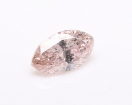 0.28ct Natural Fancy Pink Diamond IGI certified