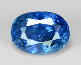 0.55 Cts Amazing Rare Natural Fancy Blue Ceylon Sapphire Loose Gemstone