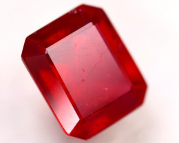 Ruby 13.68Ct Madagascar Blood Red Ruby DR213/A201