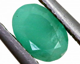 0.70CTS FACETED  EMERALD  ADG-731