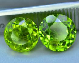 6.30 Ct Natural Green Peridot