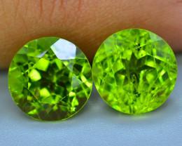 6.90 Ct Natural Green Peridot