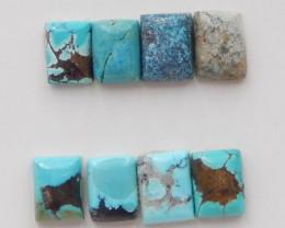 12cts Turquoise ,Handmade Gemstone ,Turquoise Cabochons ,Lucky Stone G998